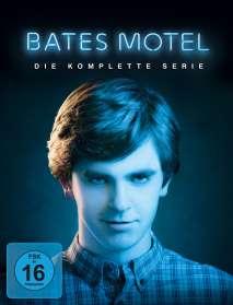 Tucker Gates: Bates Motel (Komplette Serie), DVD