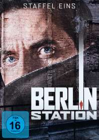 Berlin Station Season 1, DVD