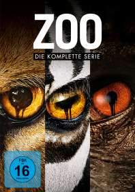 Zoo (Komplette Serie), DVD