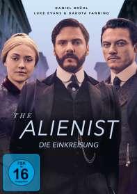 The Alienist - Die Einkreisung, DVD