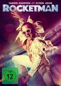 Dexter Fletcher: Rocketman, DVD