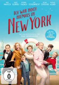 Philipp Stölzl: Ich war noch niemals in New York, DVD
