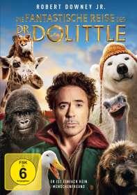 Stephen Gaghan: Die fantastische Reise des Dr. Dolittle, DVD