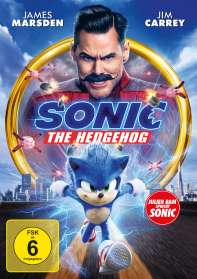 Jeff Fowler: Sonic the Hedgehog, DVD