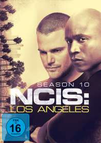 Navy CIS: Los Angeles Season 10, DVD