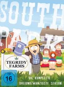 South Park Season 23, DVD