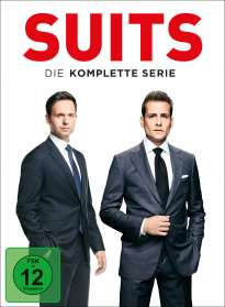 Suits (Komplette Serie), DVD