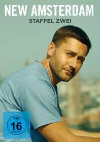 New Amsterdam Staffel 2, DVD