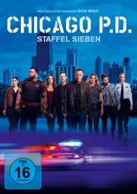Chicago P. D. Staffel 7, DVD
