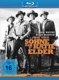 Henry Hathaway: Die vier Söhne der Katie Elder (Blu-ray), BR