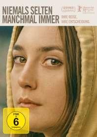 Eliza Hittman: Niemals selten manchmal immer, DVD