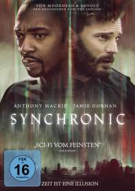 Aaron Moorhead: Synchronic, DVD