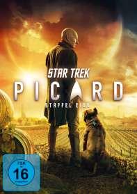 Star Trek: Picard Staffel 1, DVD