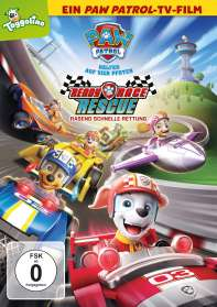 Paw Patrol: Ready Race Rescue - Rasend schnelle Rettung, DVD