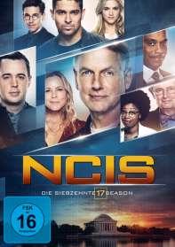 Navy CIS Staffel 17, DVD