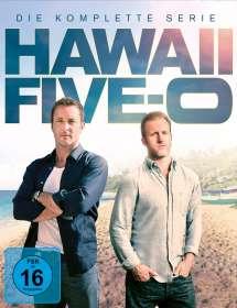 Hawaii Five-O (2011) (Komplette Serie), DVD