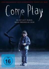Jacob Chase: Come Play, DVD