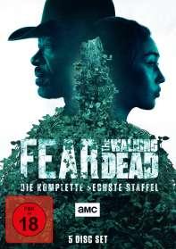 Fear the Walking Dead Staffel 6, DVD