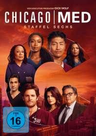 Chicago Med Staffel 6, DVD