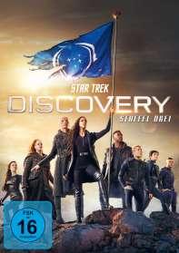 Star Trek Discovery Staffel 3, DVD