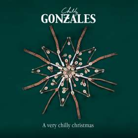 Chilly Gonzales (geb. 1972): A Very Chilly Christmas, CD