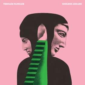 Teenage Fanclub: Endless Arcade, CD