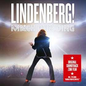 Filmmusik: Lindenberg! Mach dein Ding, CD