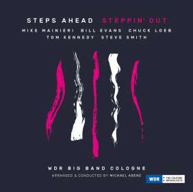 Steps Ahead (Steps): Steppin' Out, CD