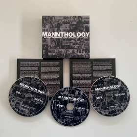 Manfred Mann: Mannthology - 50 Years Of Manfred Mann's Earth Band 1971-2021, CD