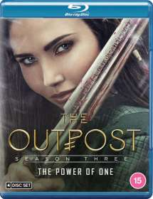 The Outpost Season 3 (Blu-ray) (UK Import), BR