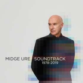 Midge Ure: Soundtrack: 1978 - 2019, CD