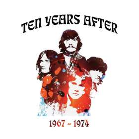 Ten Years After: 1967 - 1974, CD