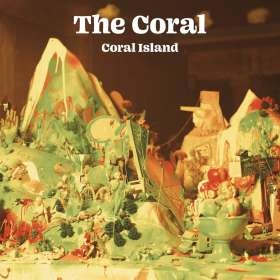 The Coral: Coral Island, CD