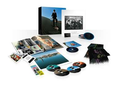 Pink Floyd: Wish You Were Here (Immersion Box), CD
