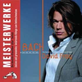 Johann Sebastian Bach (1685-1750): Klavierkonzerte BWV 1052,1055,1056,1058, CD