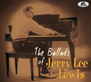 Jerry Lee Lewis: The Ballads Of Jerry Lee Lewis, CD