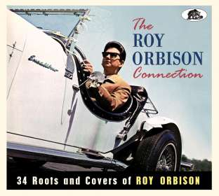 The Roy Orbison Connection, CD