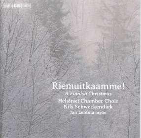 Riemuitkaamme! - A Finnish Christmas, SACD