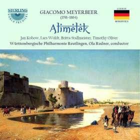 Giacomo Meyerbeer (1791-1864): Alimelek oder Wirt und Gast, CD