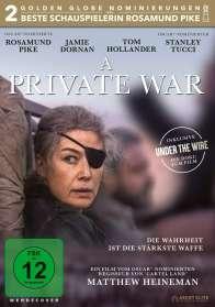 Matthew Heineman: A Private War, DVD