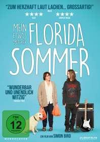Simon Bird: Mein etwas anderer Florida Sommer, DVD