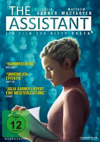Kitty Green: The Assistant, DVD
