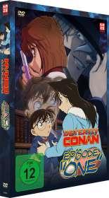 Yasuichiro Yamamoto: Detektiv Conan Episode ONE: Der geschrumpfte Meisterdetektiv, DVD