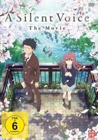 Naoko Yamada: A Silent Voice, DVD