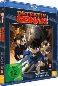 Yasuichiro Yamamoto: Detektiv Conan 12. Film: Die Partitur des Grauens (Blu-ray), BR