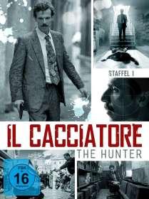 Davide Marengo: Il Cacciatore - The Hunter Staffel 1, DVD