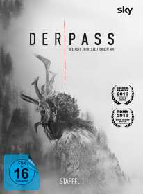 Cyrill Boss: Der Pass Staffel 1, DVD
