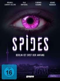 Joern Heitmann: Spides Staffel 1, DVD
