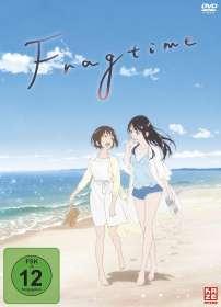 Takuya Sato: Fragtime, DVD
