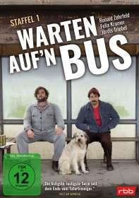 Dirk Kummer: Warten auf'n Bus Staffel 1, DVD